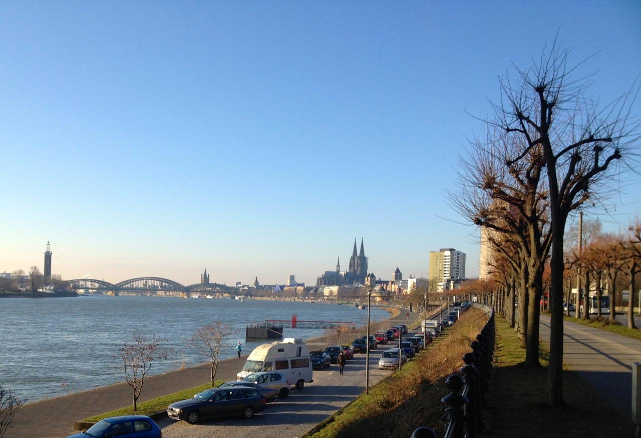 Sunny Cologne