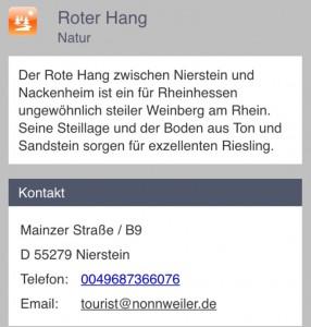 Nierstein-Info
